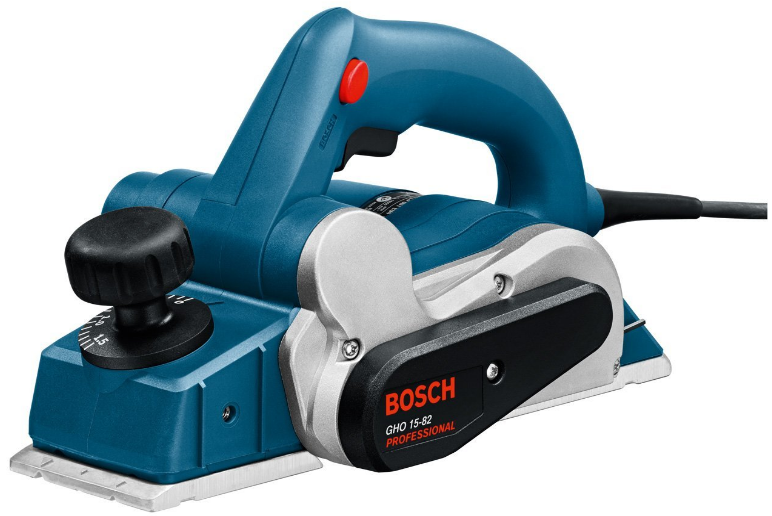 Bosch Professional 0601594003 Rabot GHO 15-82